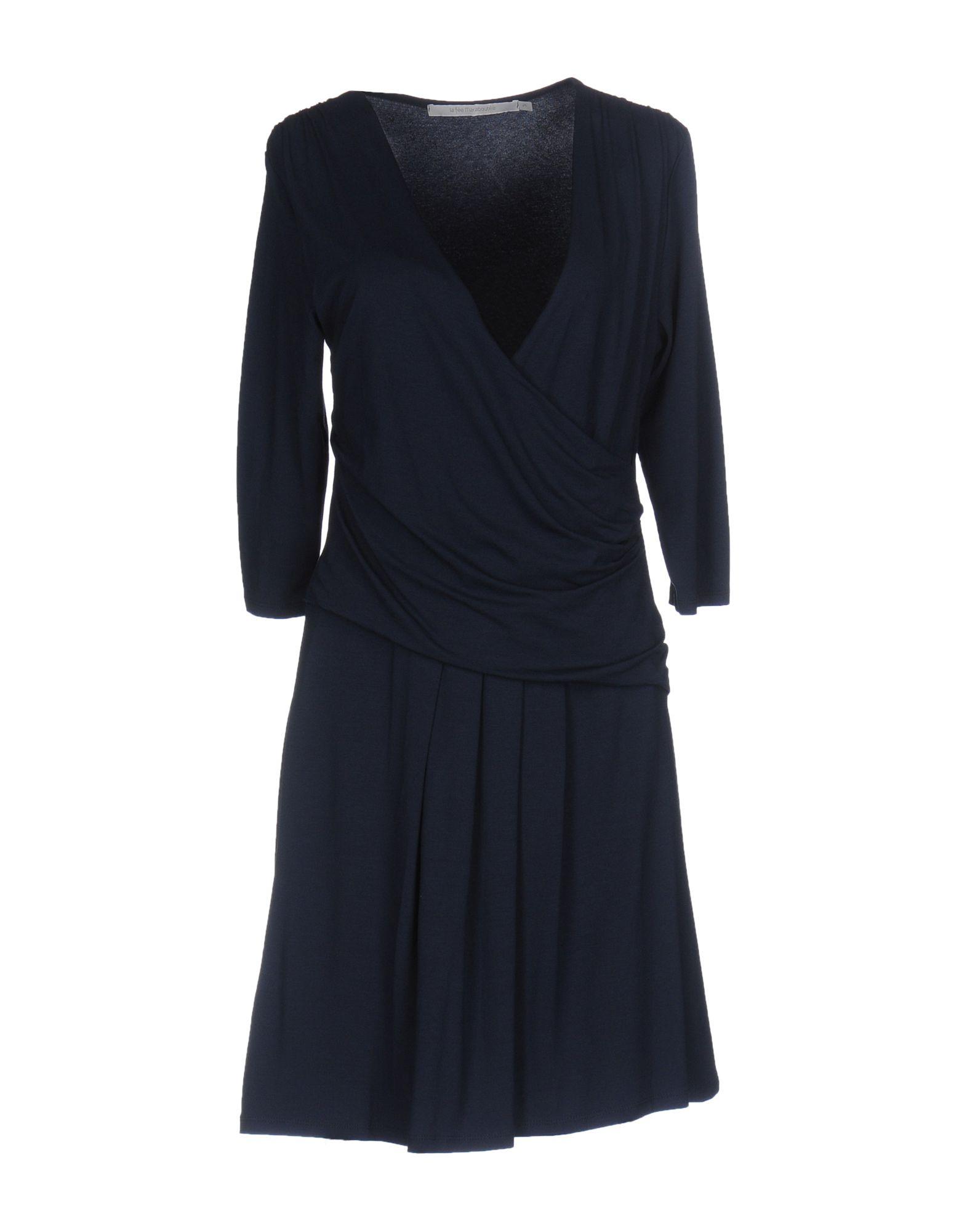 где купить  LA FEE MARABOUTEE Короткое платье  по лучшей цене