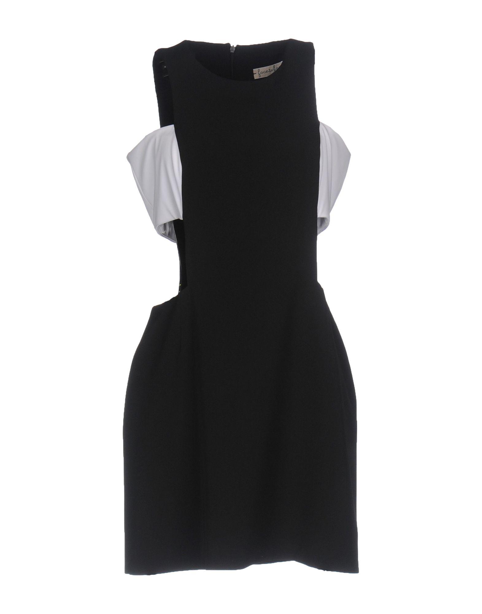 FACE TO FACE Короткое платье цена