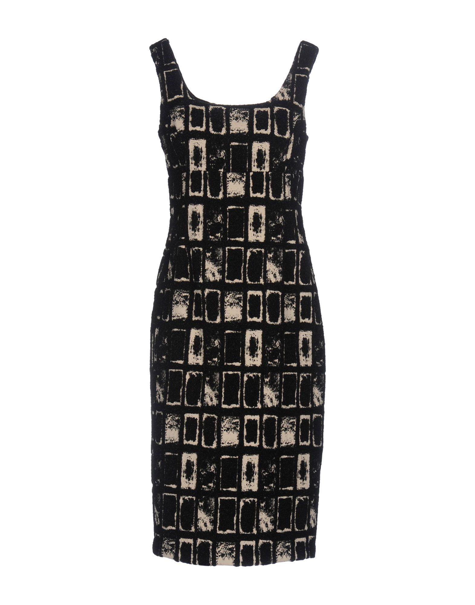 EGGS Платье до колена недорго, оригинальная цена