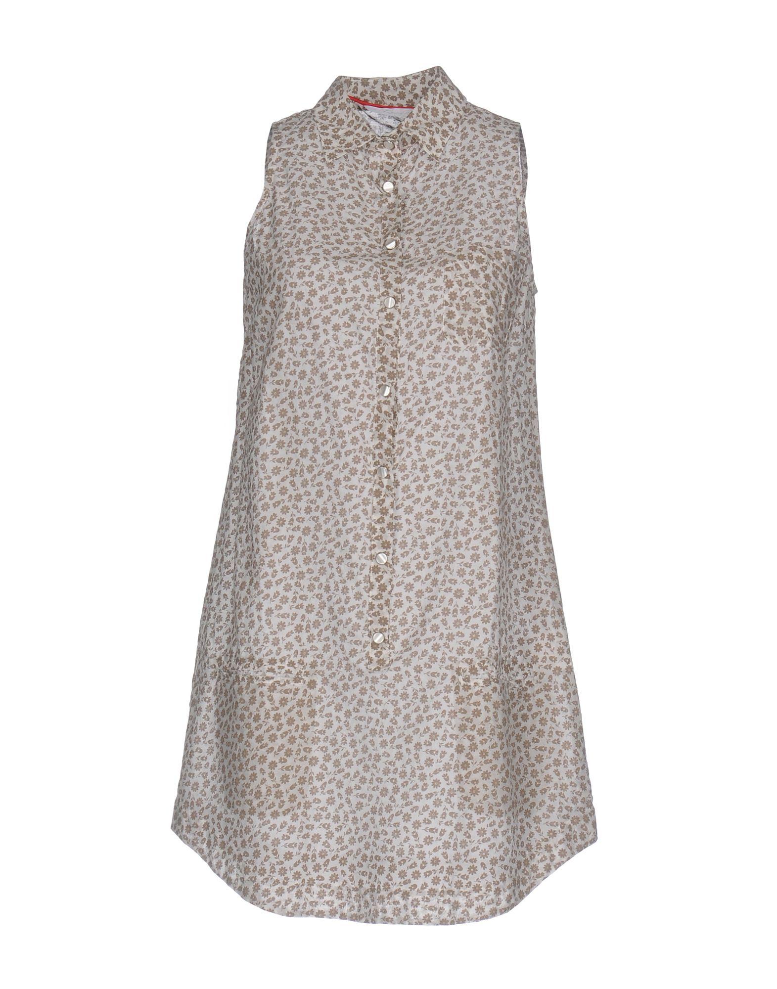 цена  BREBIS NOIR Короткое платье  онлайн в 2017 году