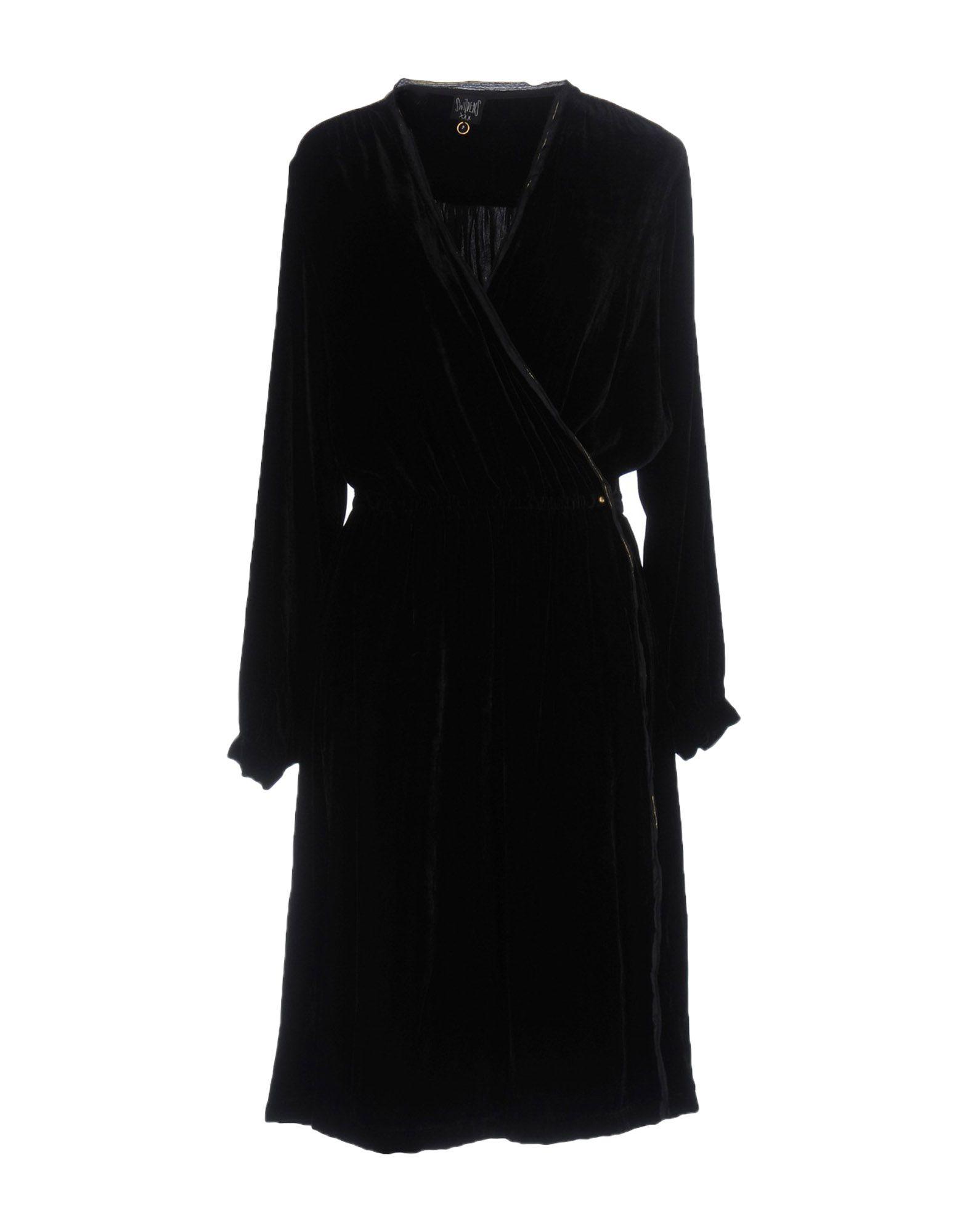 купить SWILDENS Платье до колена дешево