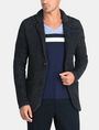 ARMANI EXCHANGE MARLED YARN KNIT BLAZER Blazer Man f