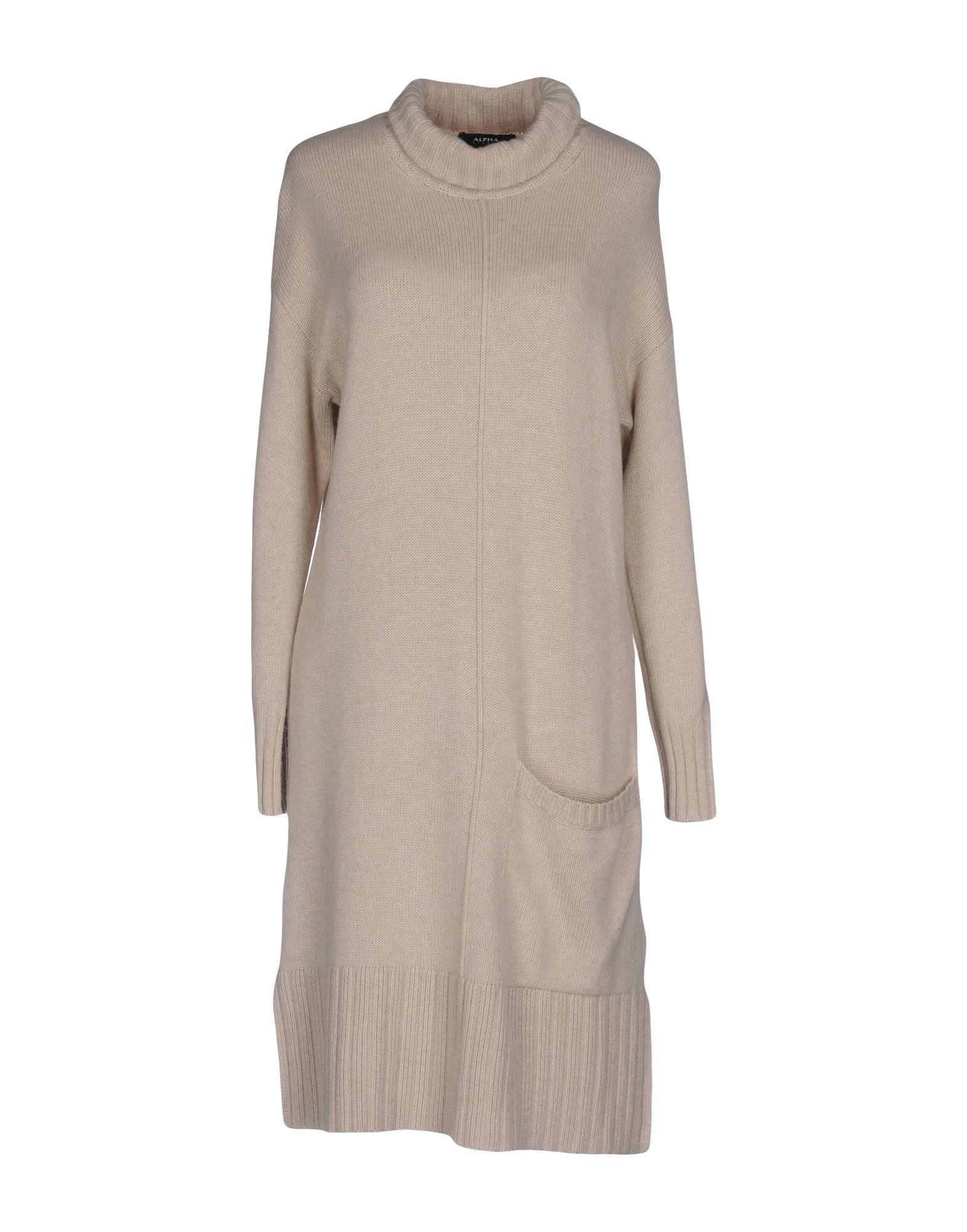 цены на ALPHA STUDIO Платье до колена в интернет-магазинах