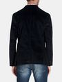 ARMANI EXCHANGE TAILORED VELOUR BLAZER Blazer Man r