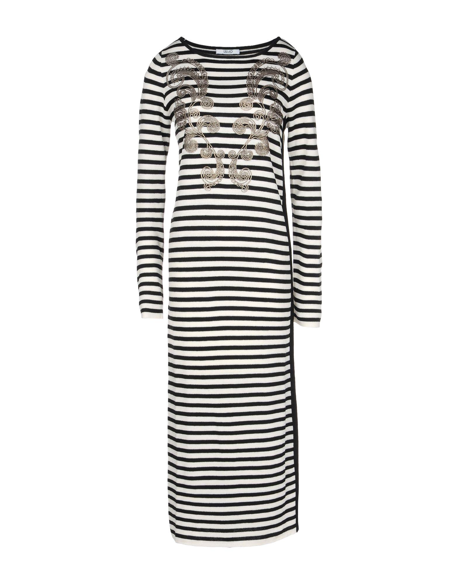 LIU •JO JEANS Платье длиной 3/4 lisa corti платье длиной 3 4