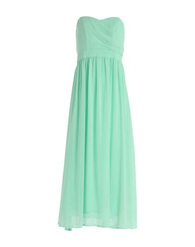 Фото - Платье до колена светло-зеленого цвета