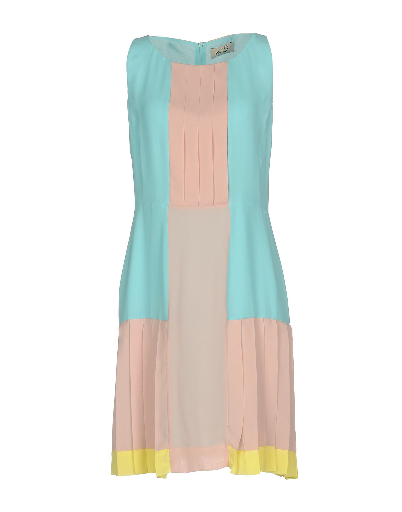 KI6? WHO ARE YOU? Короткое платье