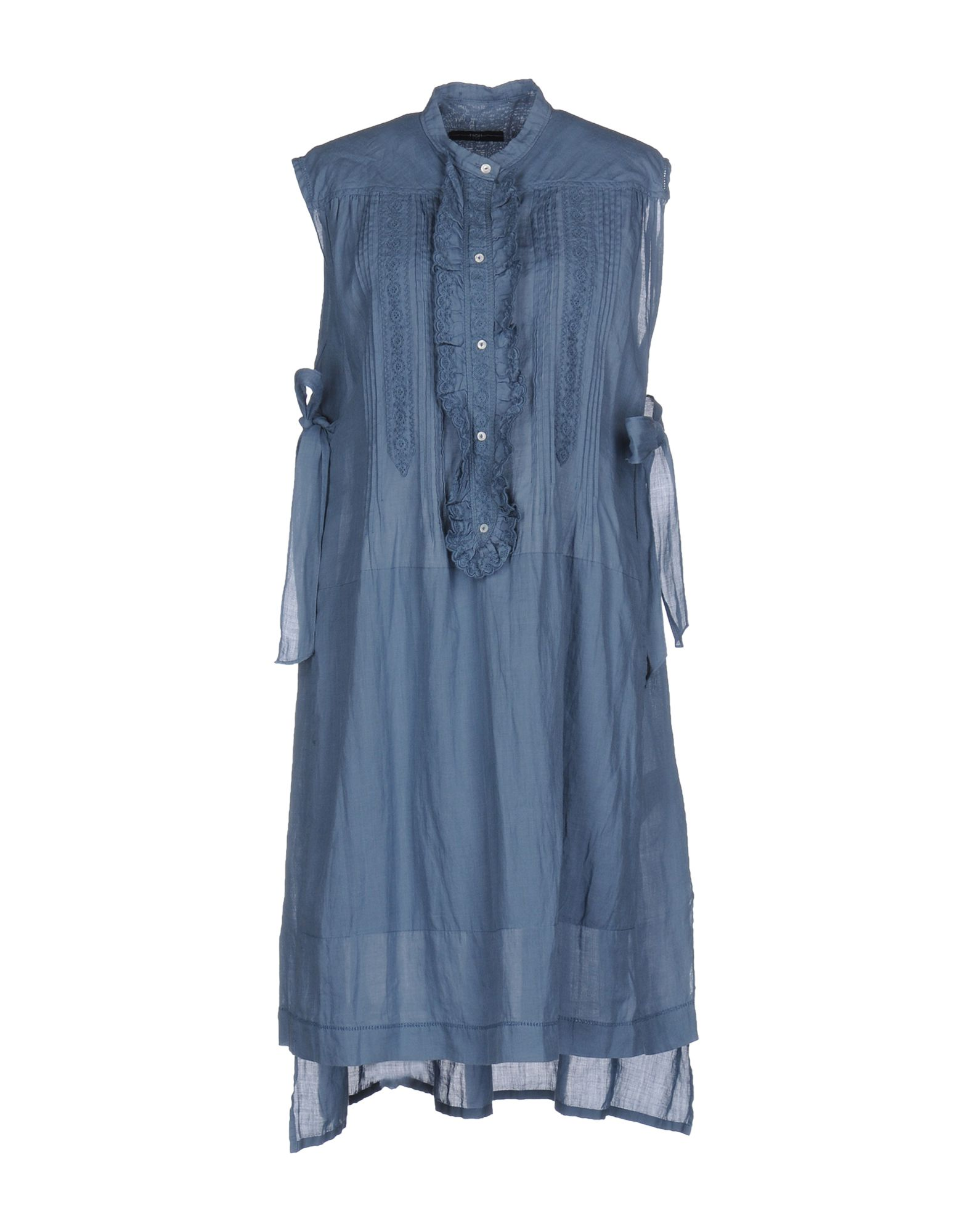 HIGH Платье до колена high платье до колена