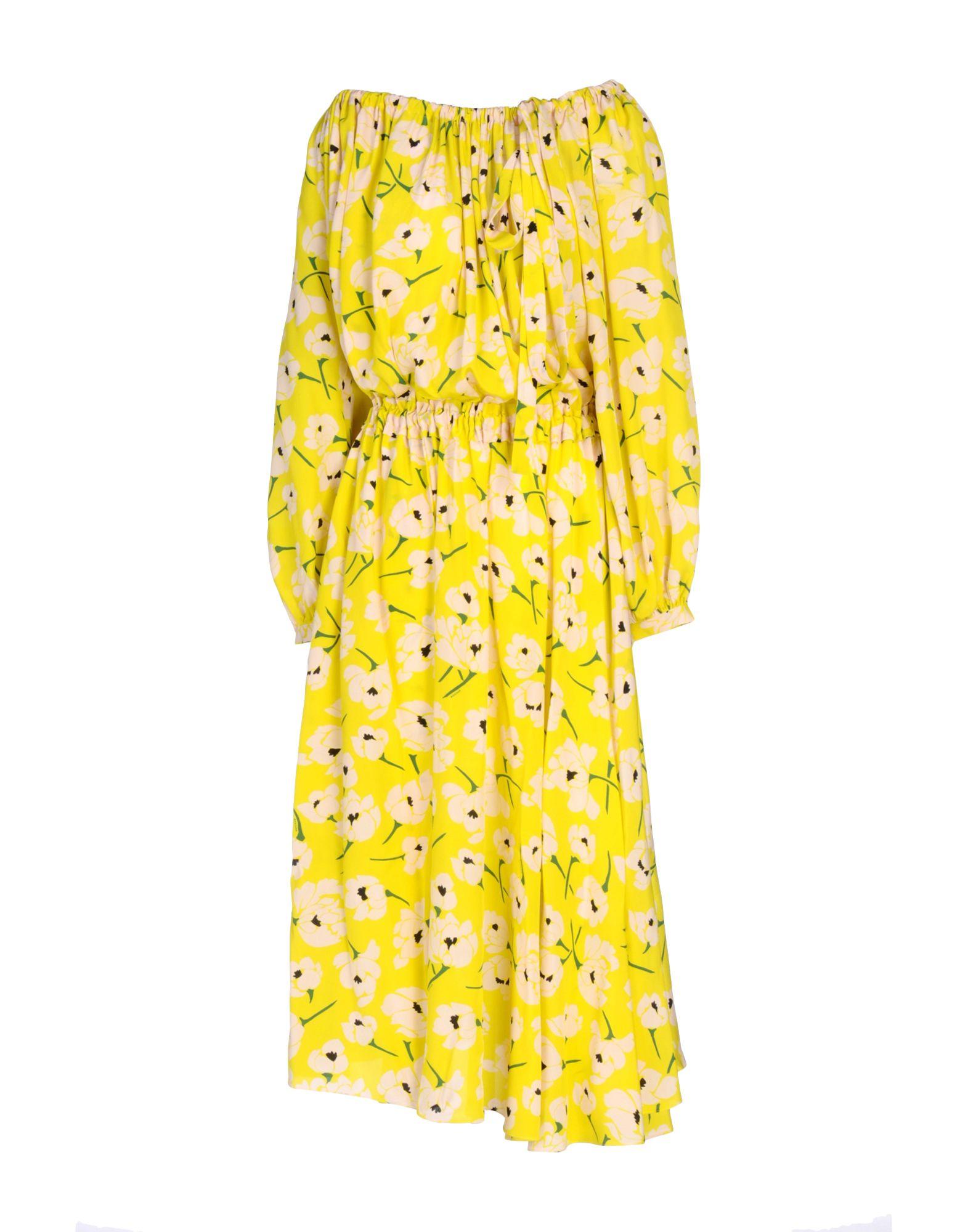 ROCHAS Длинное платье rochas шерстяное платье