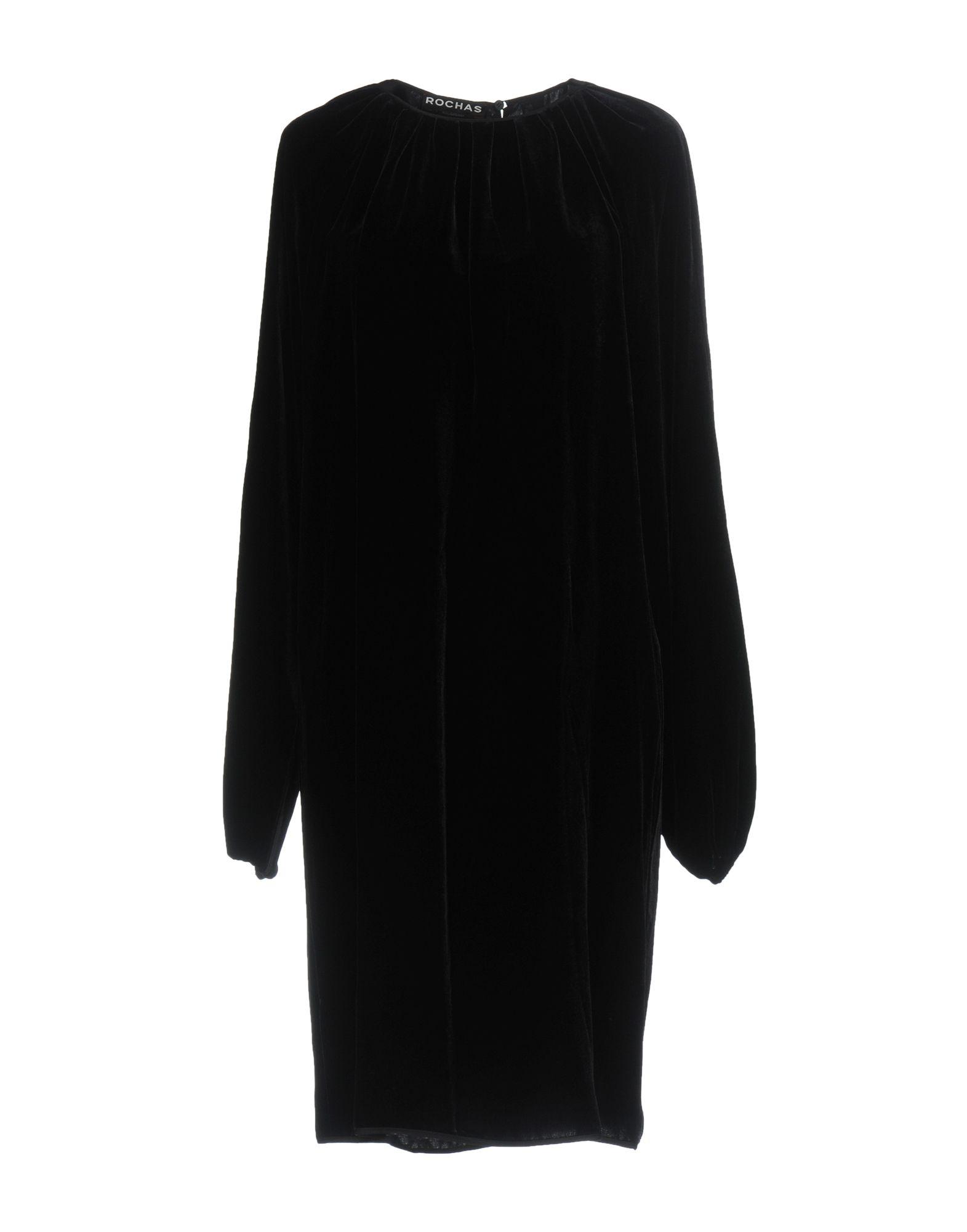ROCHAS Платье до колена цена 2017