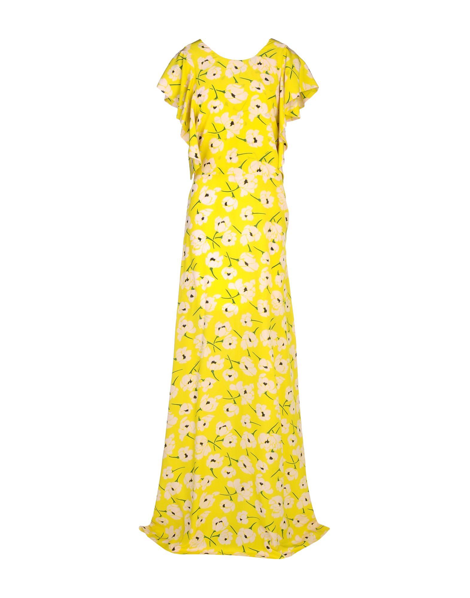 Фото ROCHAS Длинное платье. Купить с доставкой