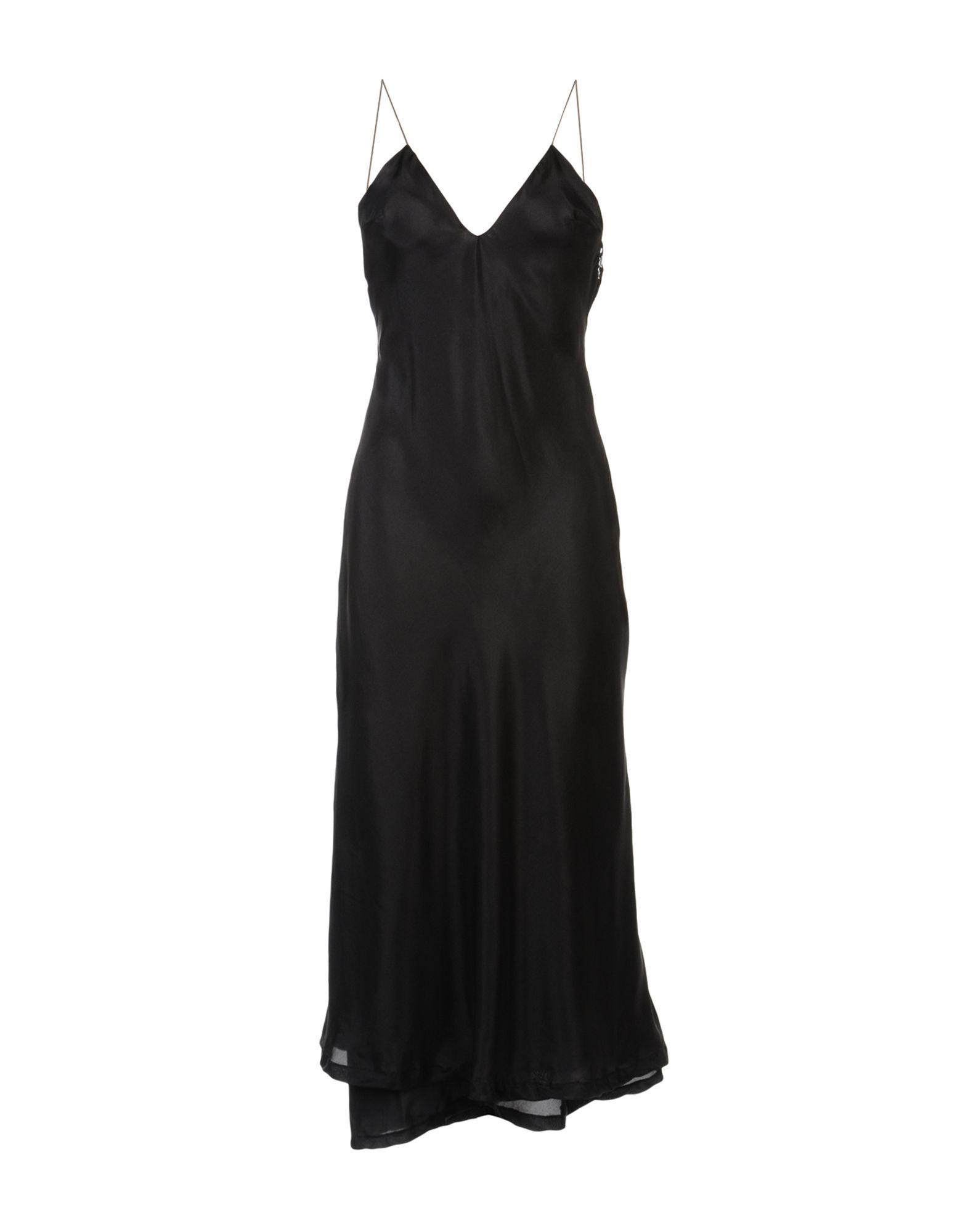 HAIDER ACKERMANN Платье длиной 3/4 все цены