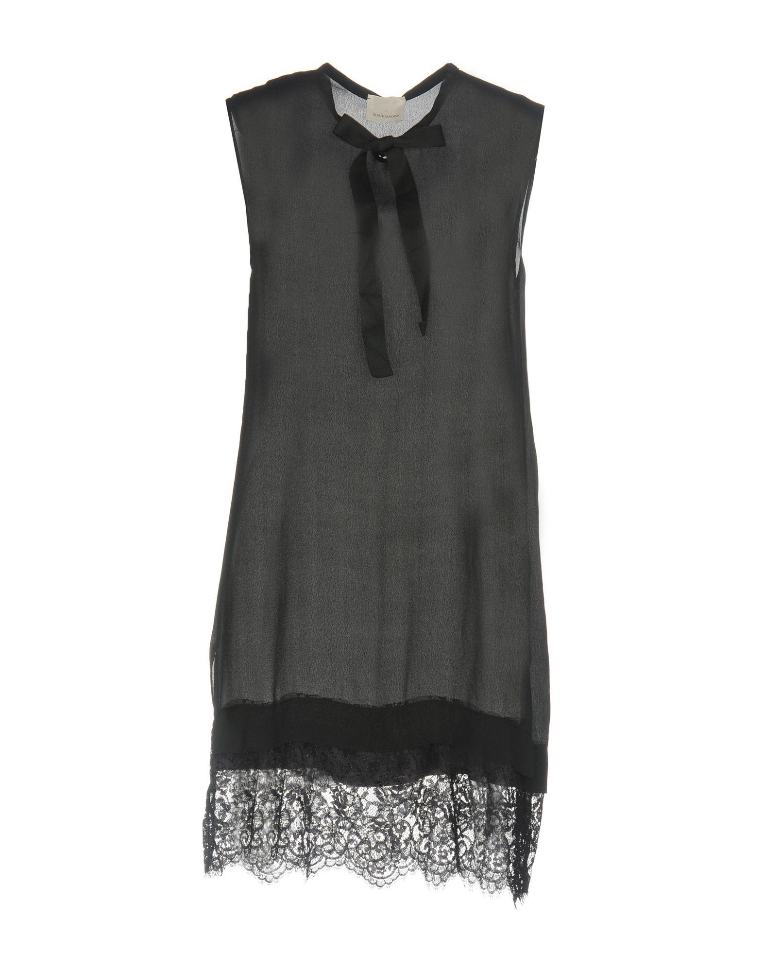 все цены на GUARDAROBA by ANIYE BY Короткое платье в интернете