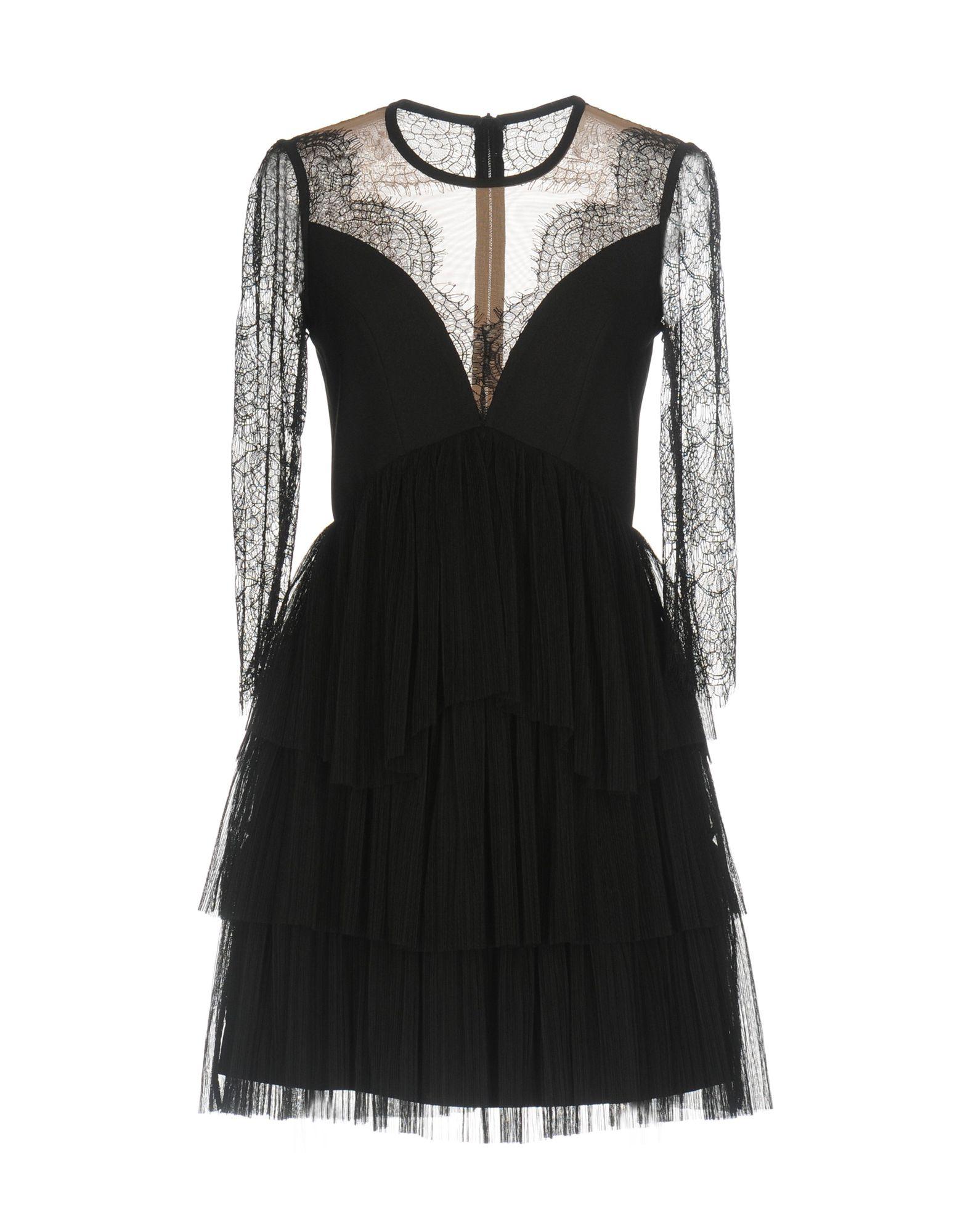 THREE FLOOR Короткое платье lisa corti короткое платье