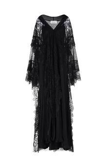 ALBERTA FERRETTI KIMONO MYSTERY DRESS Long Dress D e