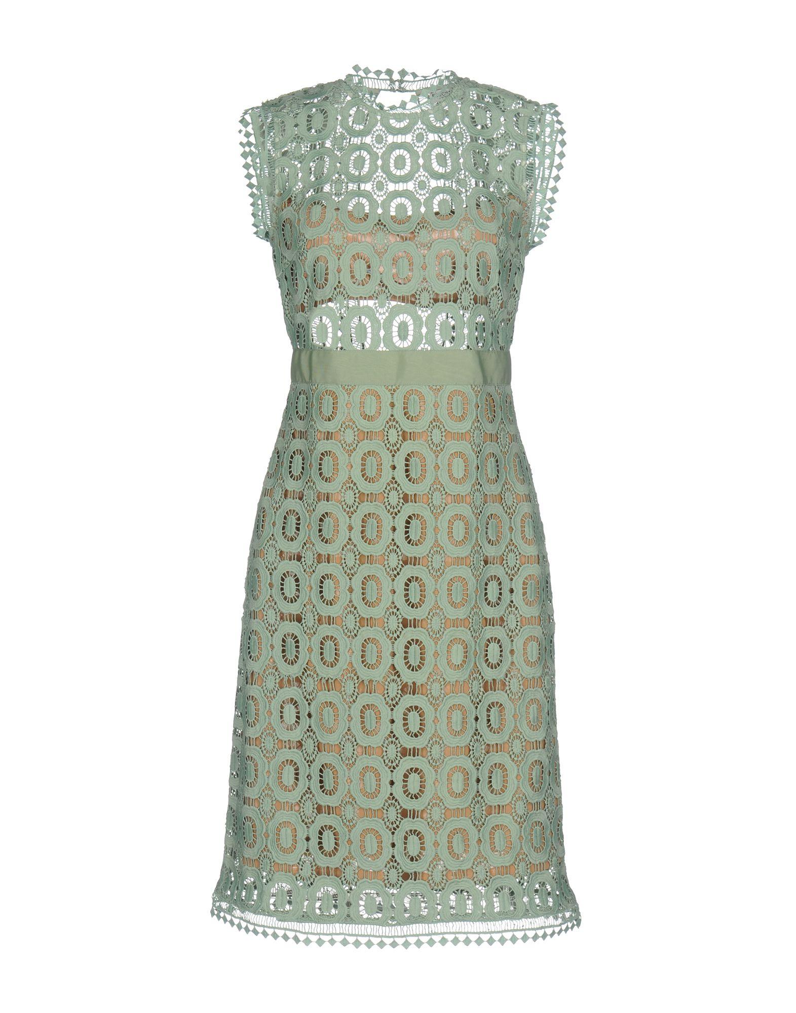 цена  ESSENTIEL ANTWERP Платье до колена  онлайн в 2017 году
