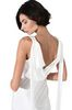 ALBERTA FERRETTI DIVA WHITE DRESS Long Dress D e