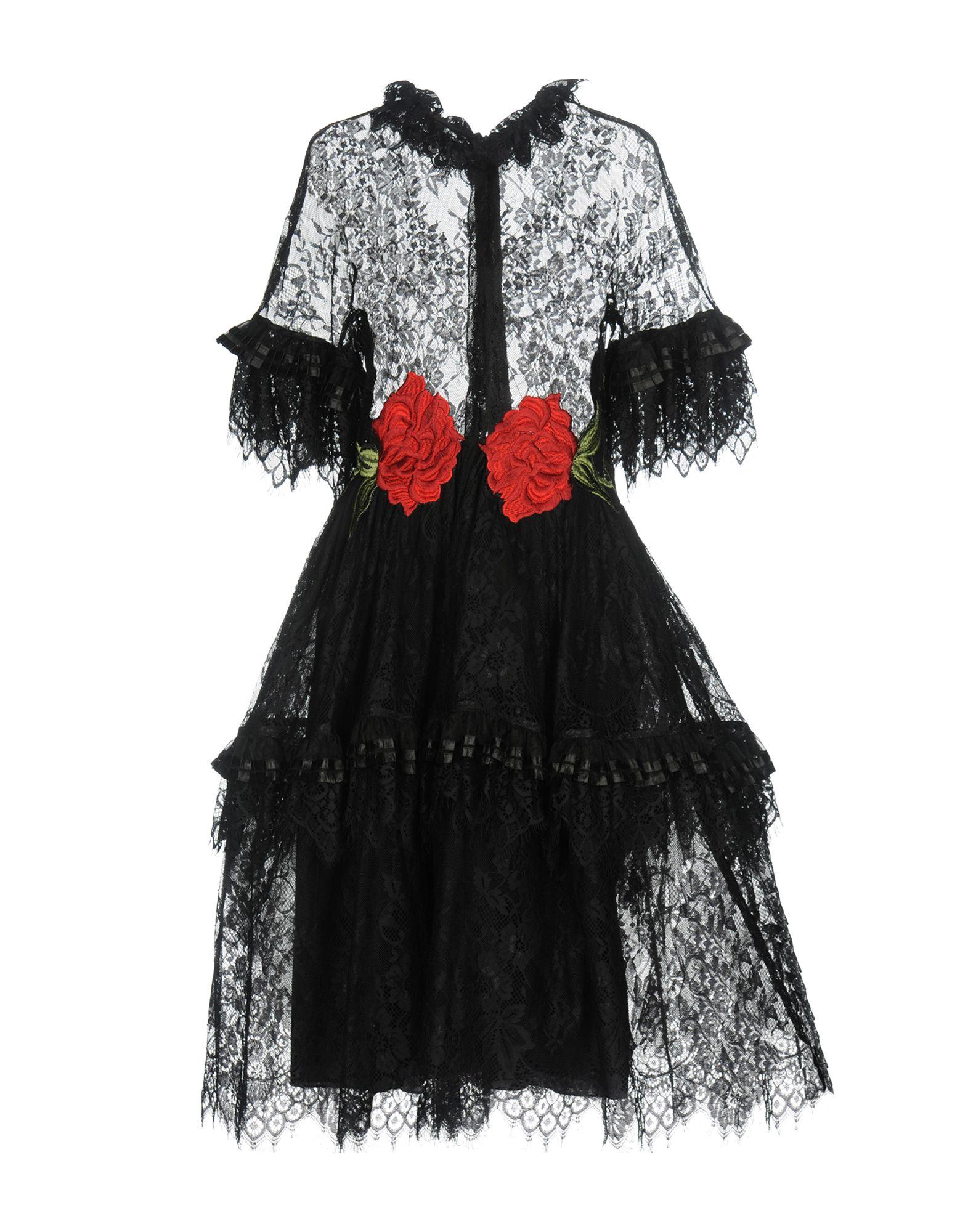 MIAU by CLARA ROTESCU Платье до колена clara kito юбка до колена