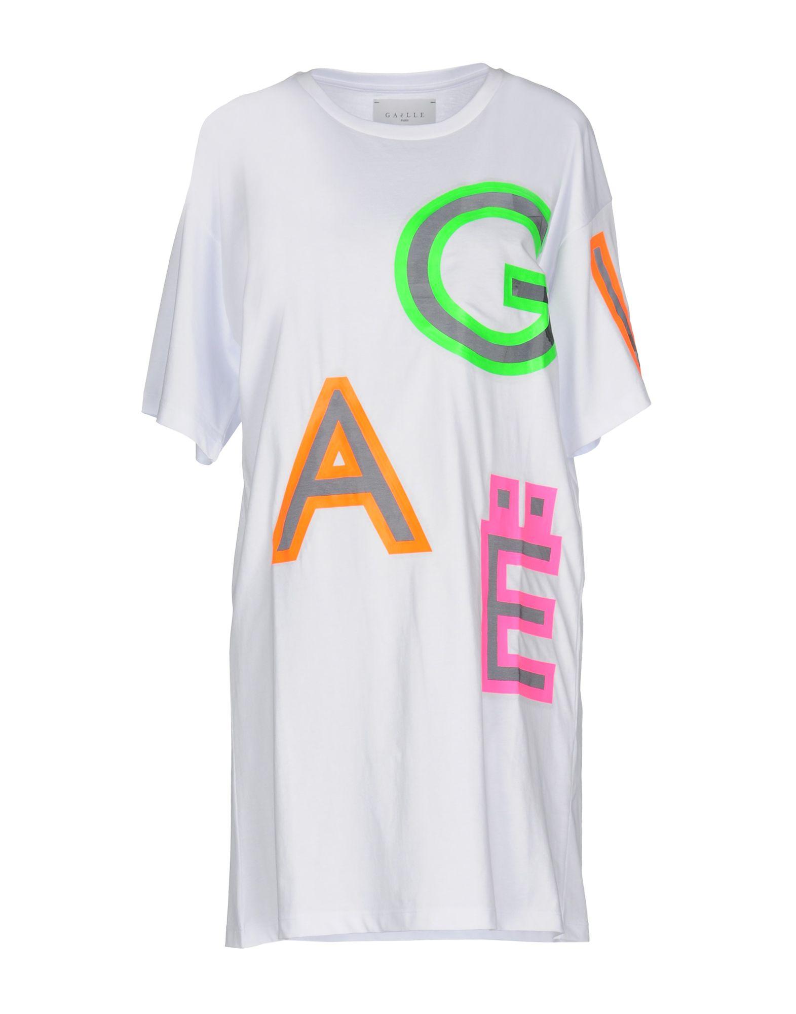 GAëLLE Paris Короткое платье цена 2017
