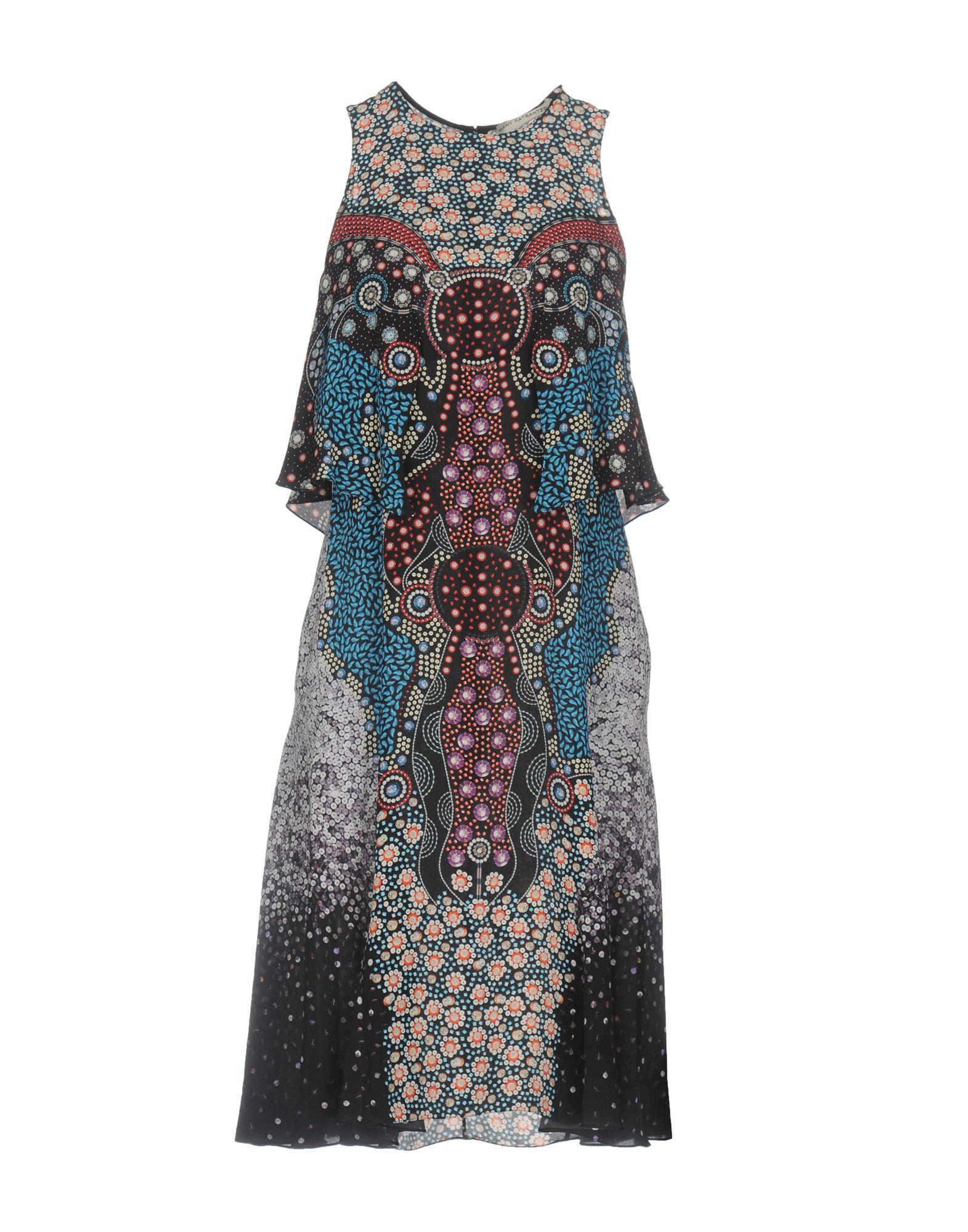 MARY KATRANTZOU Платье до колена