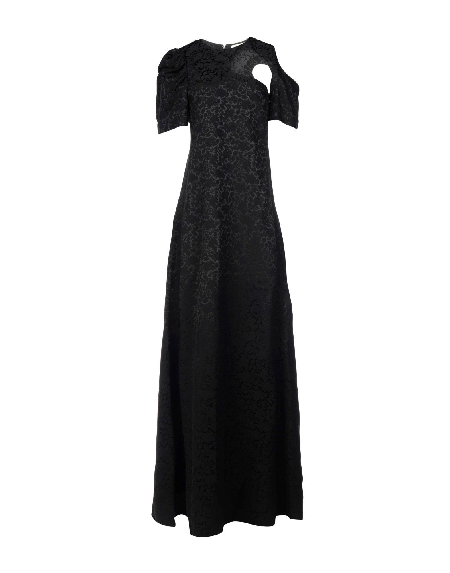 CÉLINE Длинное платье céline накидка