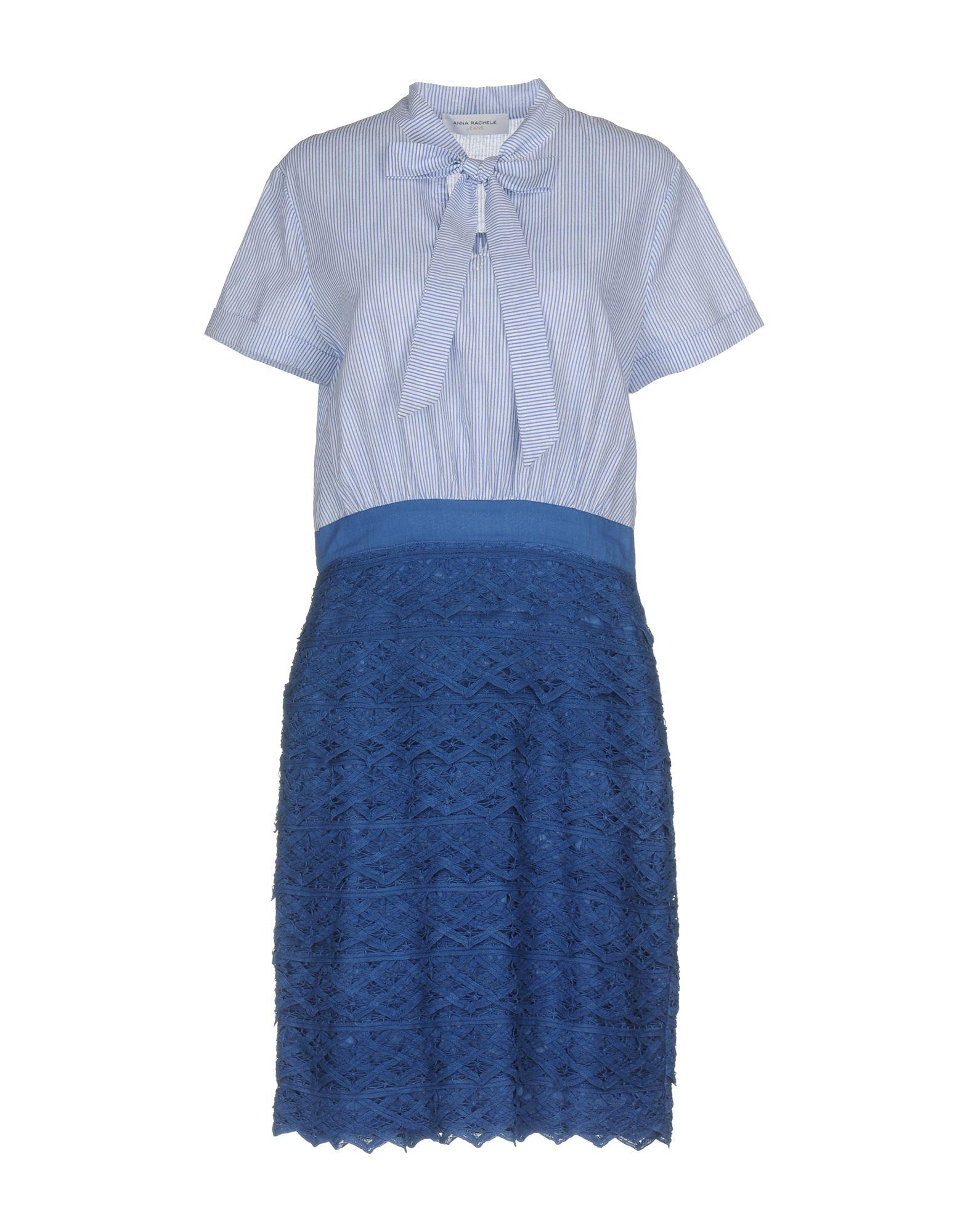ANNA RACHELE JEANS COLLECTION Платье до колена anna rachele jeans collection накидка