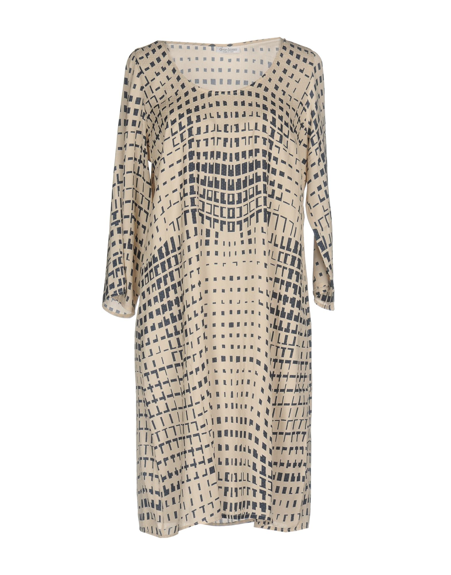 GRAN SASSO Короткое платье цена 2017