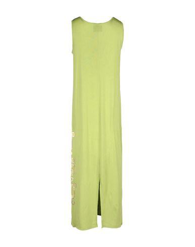 Фото 2 - Платье длиной 3/4 от TWIN-SET JEANS светло-зеленого цвета