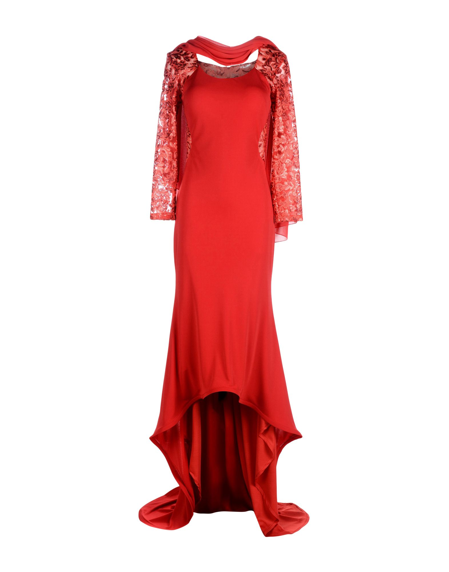MUSANI COUTURE Платье длиной 3/4 musani couture юбка длиной 3 4