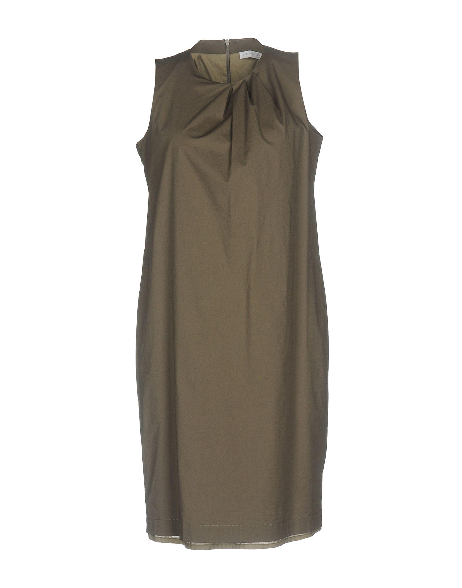 Фото FABIANA FILIPPI Короткое платье. Купить с доставкой