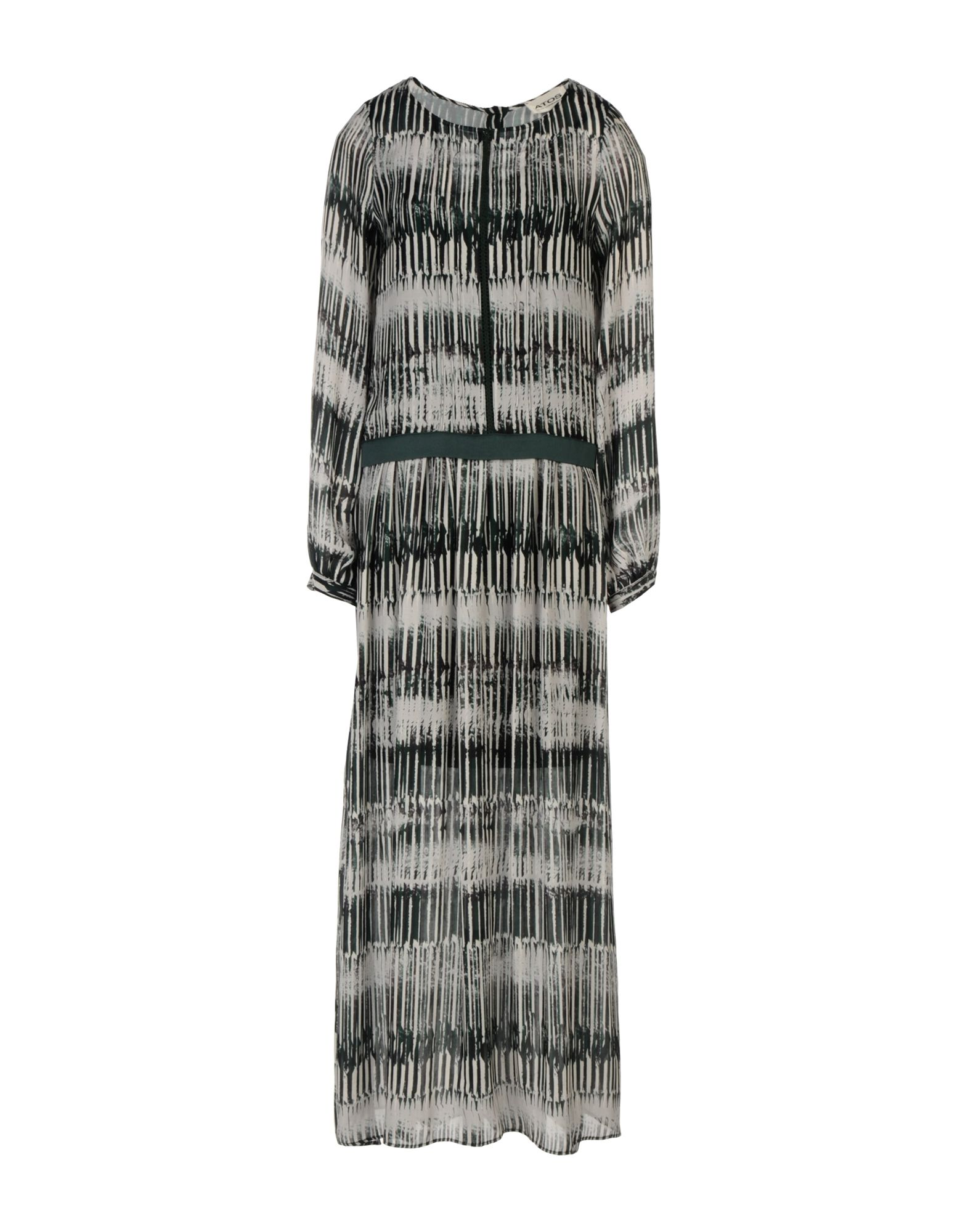 где купить  ATOS ATOS LOMBARDINI Длинное платье  по лучшей цене