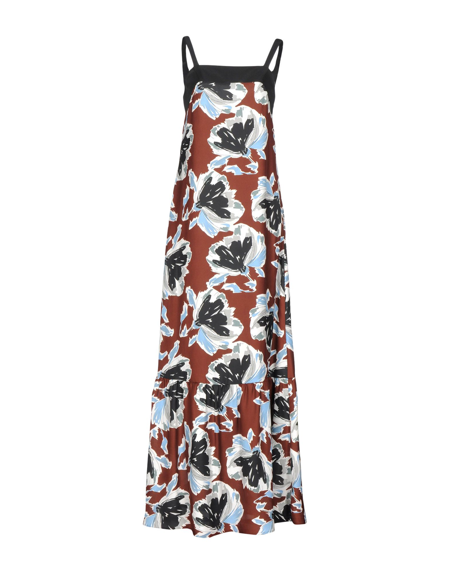 LIU •JO Длинное платье цена 2017