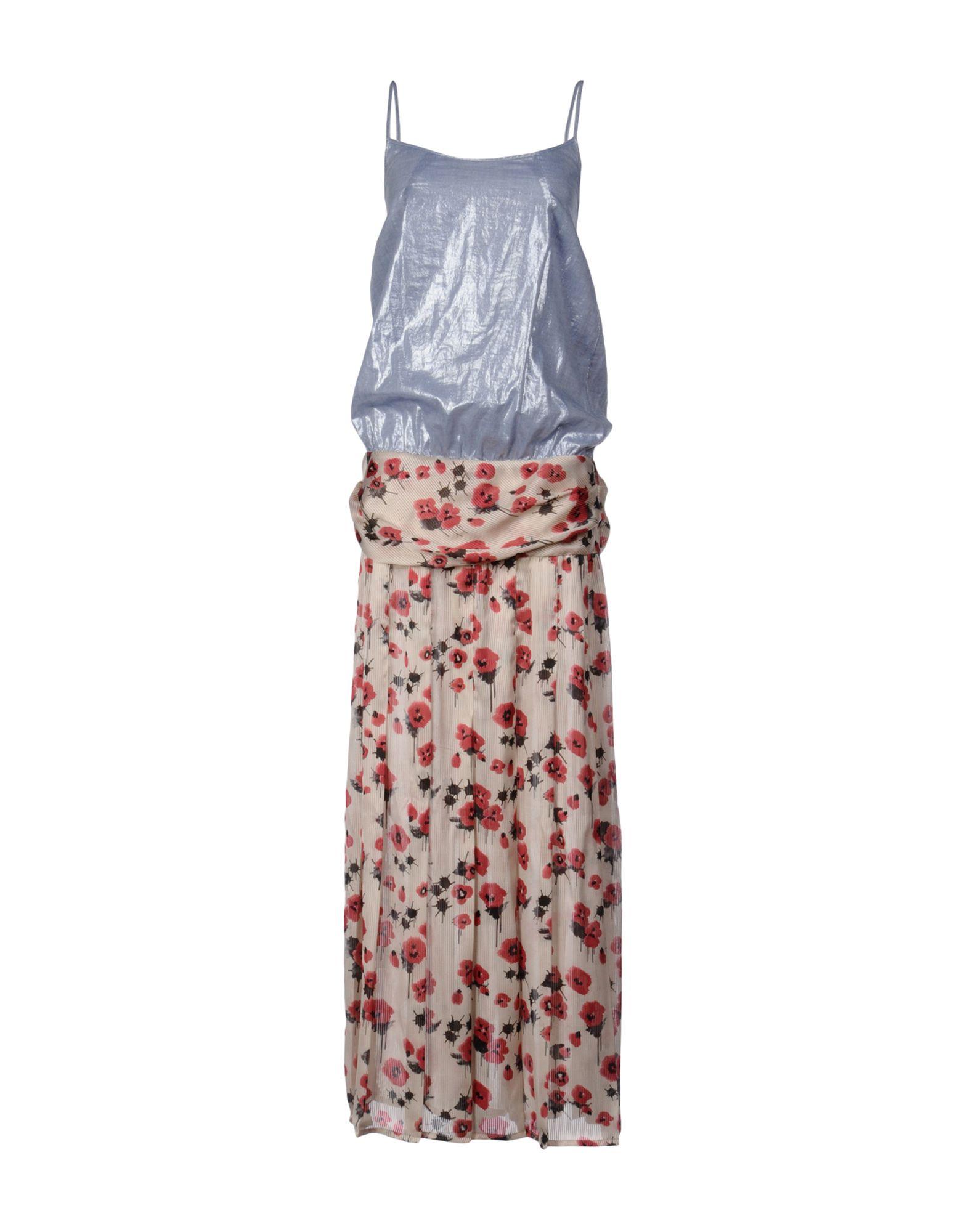 MANILA GRACE Длинное платье платье