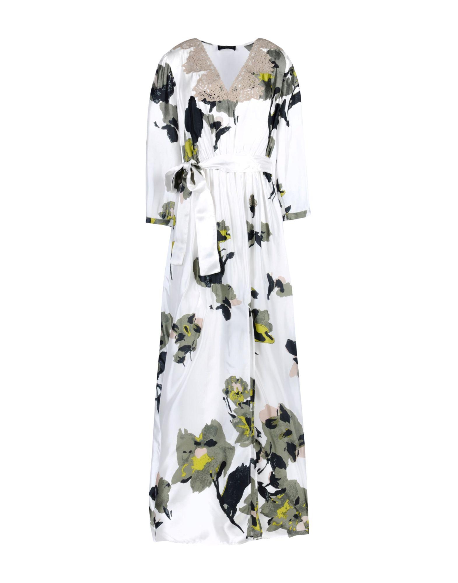 TWINSET Длинное платье длинное платье в восточном стиле tasha martens