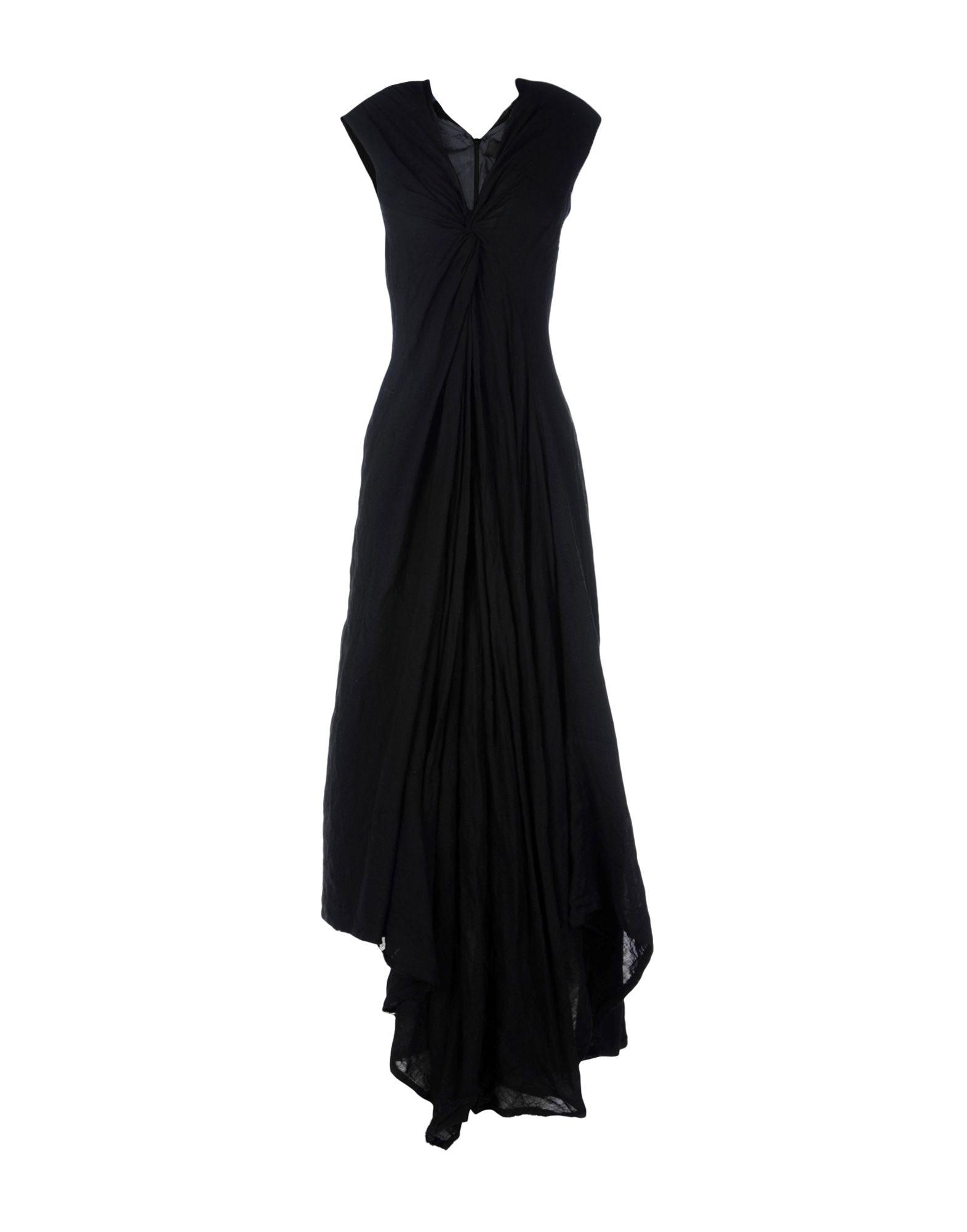 MARC LE BIHAN Длинное платье gerard le roy длинное платье