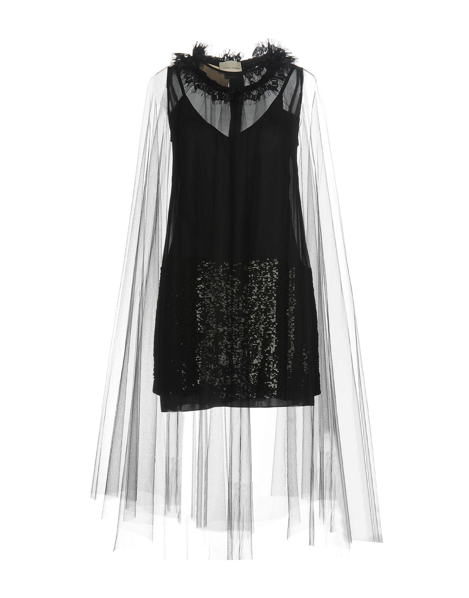 LOYD/FORD Короткое платье цена 2017