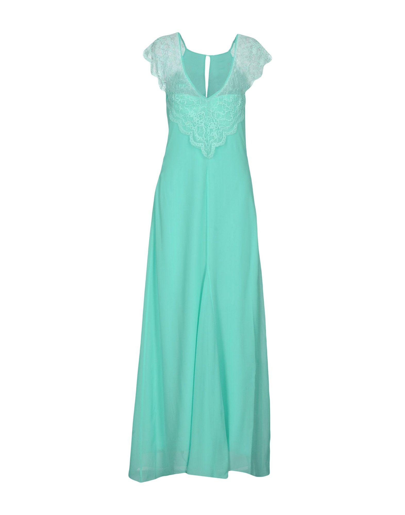 где купить  PATRIZIA PEPE SERA Длинное платье  по лучшей цене