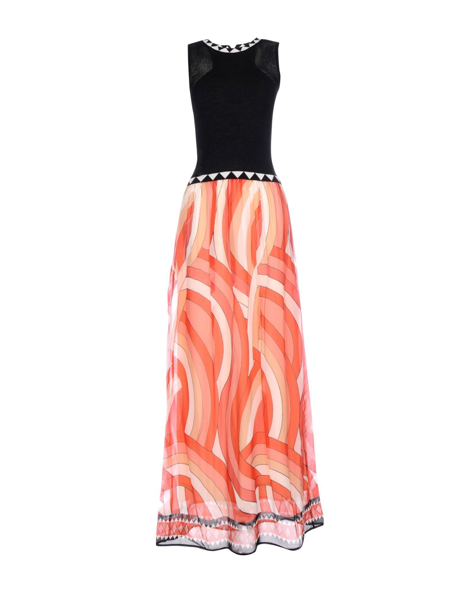где купить  ATOS LOMBARDINI Длинное платье  по лучшей цене