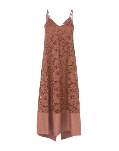 Длинное платье TWIN-SET SIMONA BARBIERI