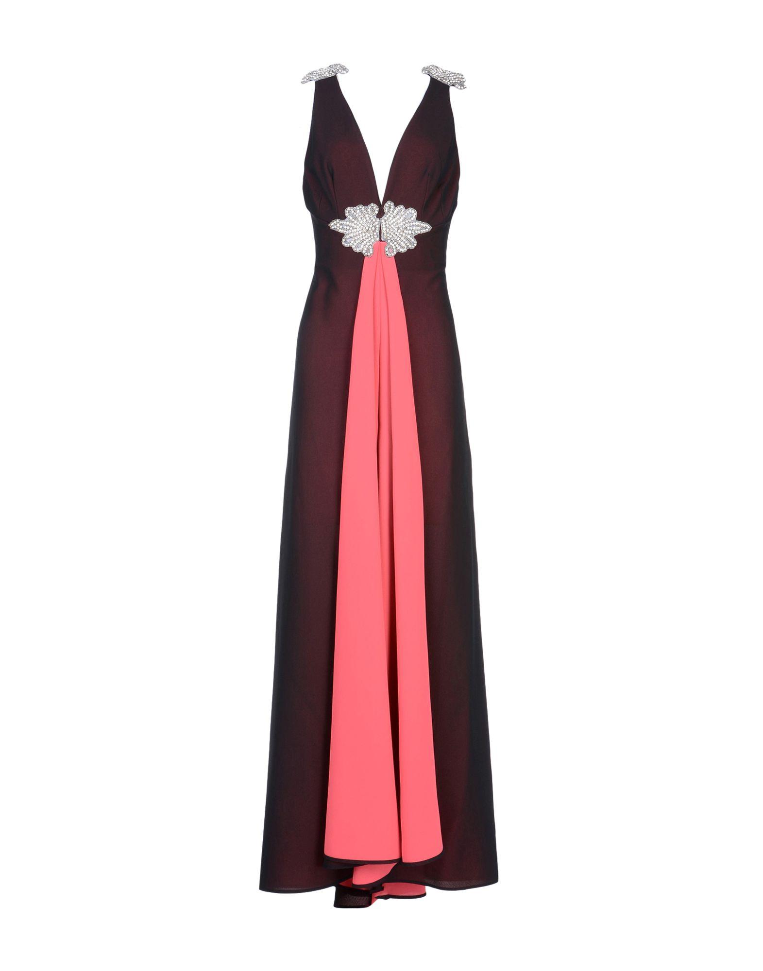 W LES FEMMES by BABYLON Длинное платье