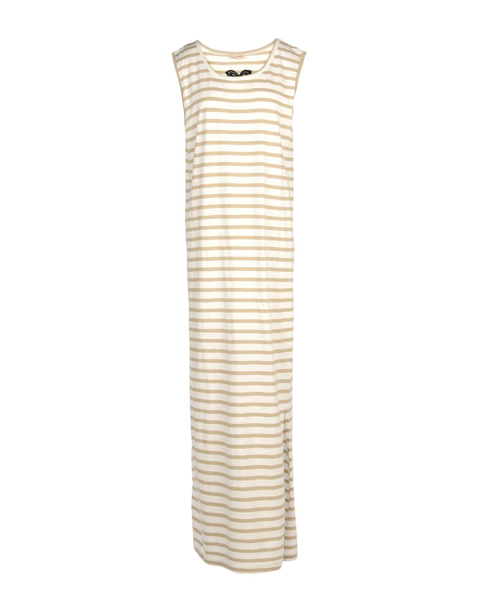 SCEE by TWINSET Длинное платье scee by twinset длинное платье