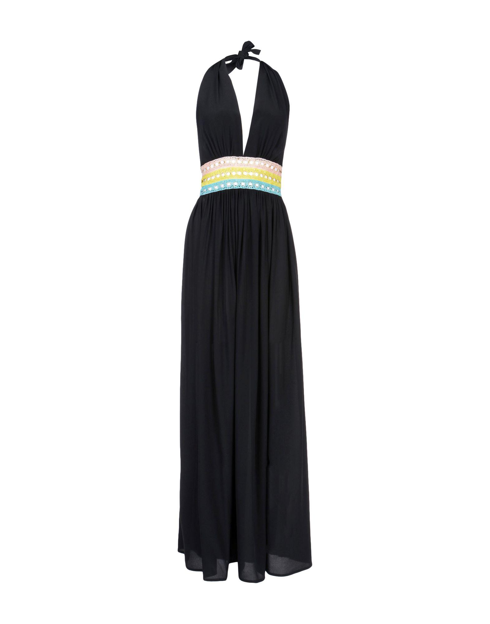 L'EDITO Длинное платье johanna ortiz длинное платье