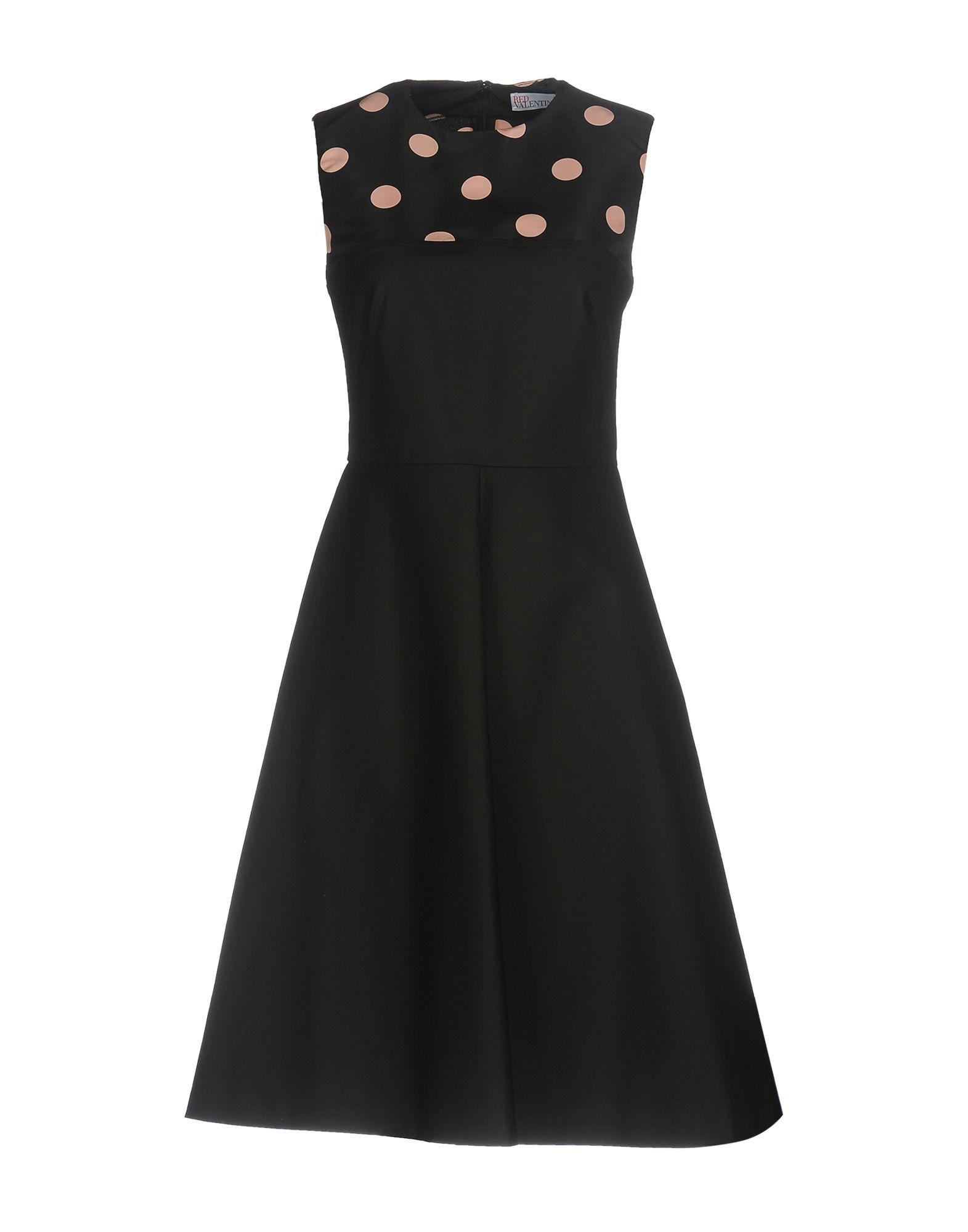 REDValentino Платье до колена купить ваз 21099 в уфе цена до 25000