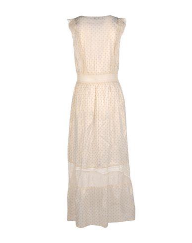 Фото 2 - Женское длинное платье ANNA RACHELE RESORT цвет слоновая кость
