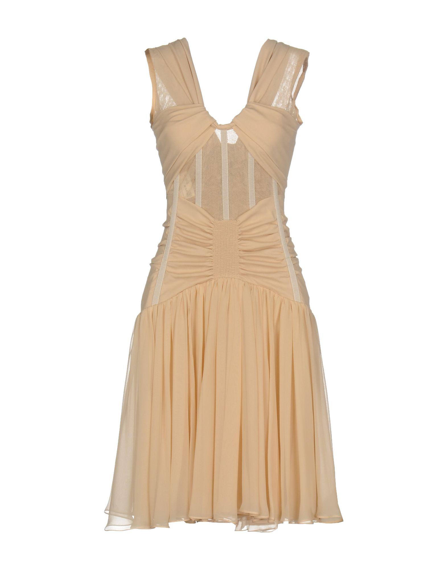 DOLCE & GABBANA Платье до колена dolce & gabbana платье до колена