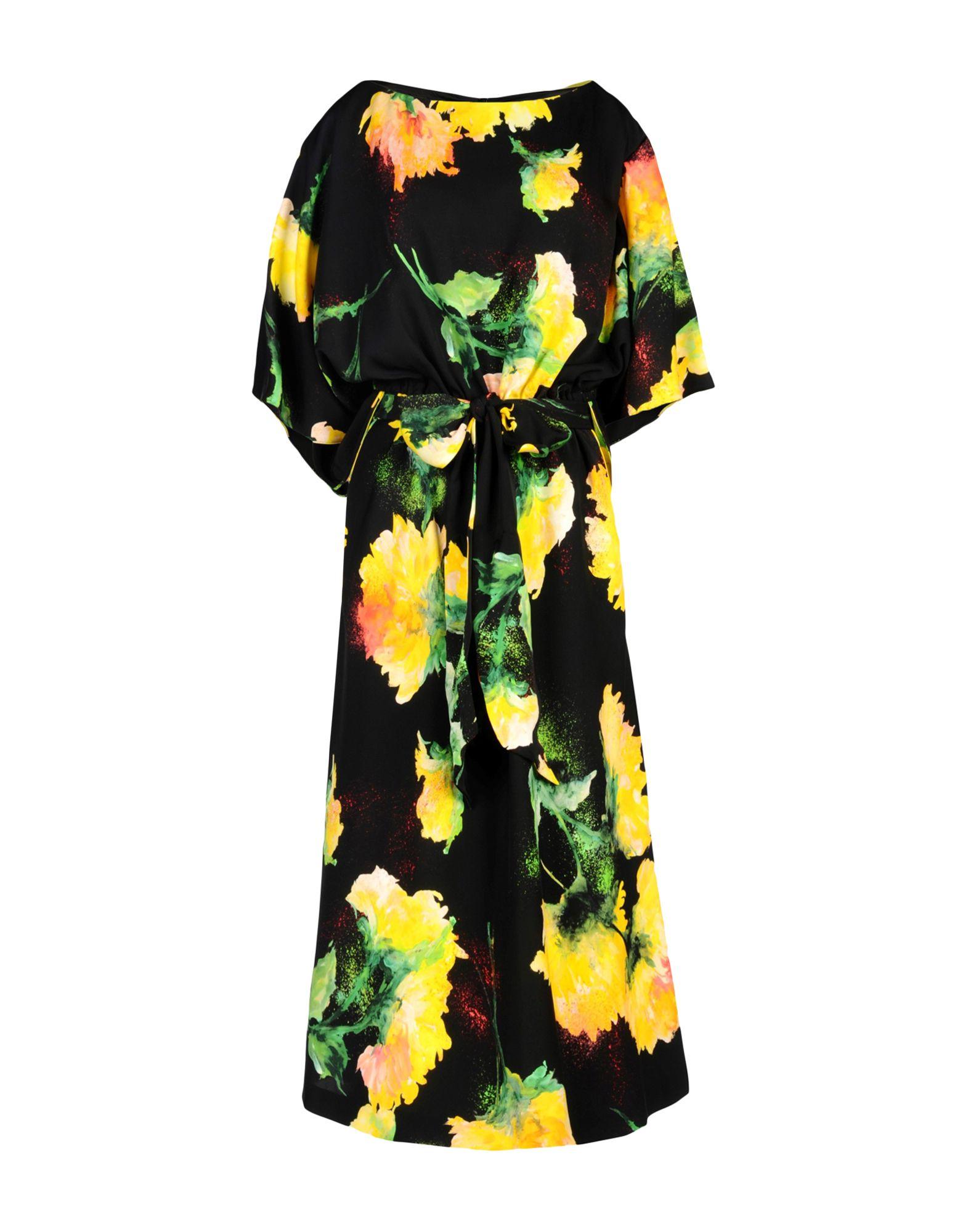 ESCADA Платье длиной 3/4 tenax платье длиной 3 4