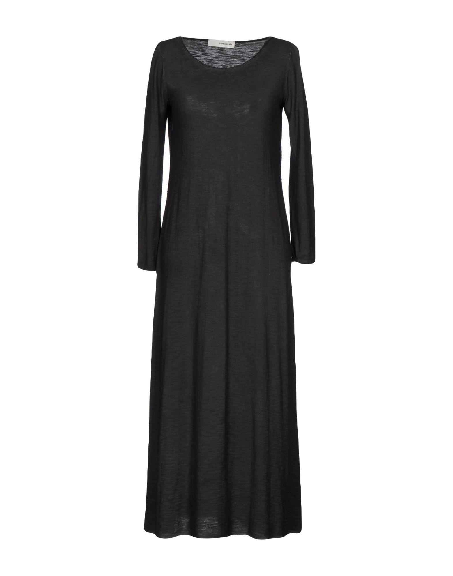 UN-NAMABLE Платье длиной 3/4 lisa corti платье длиной 3 4
