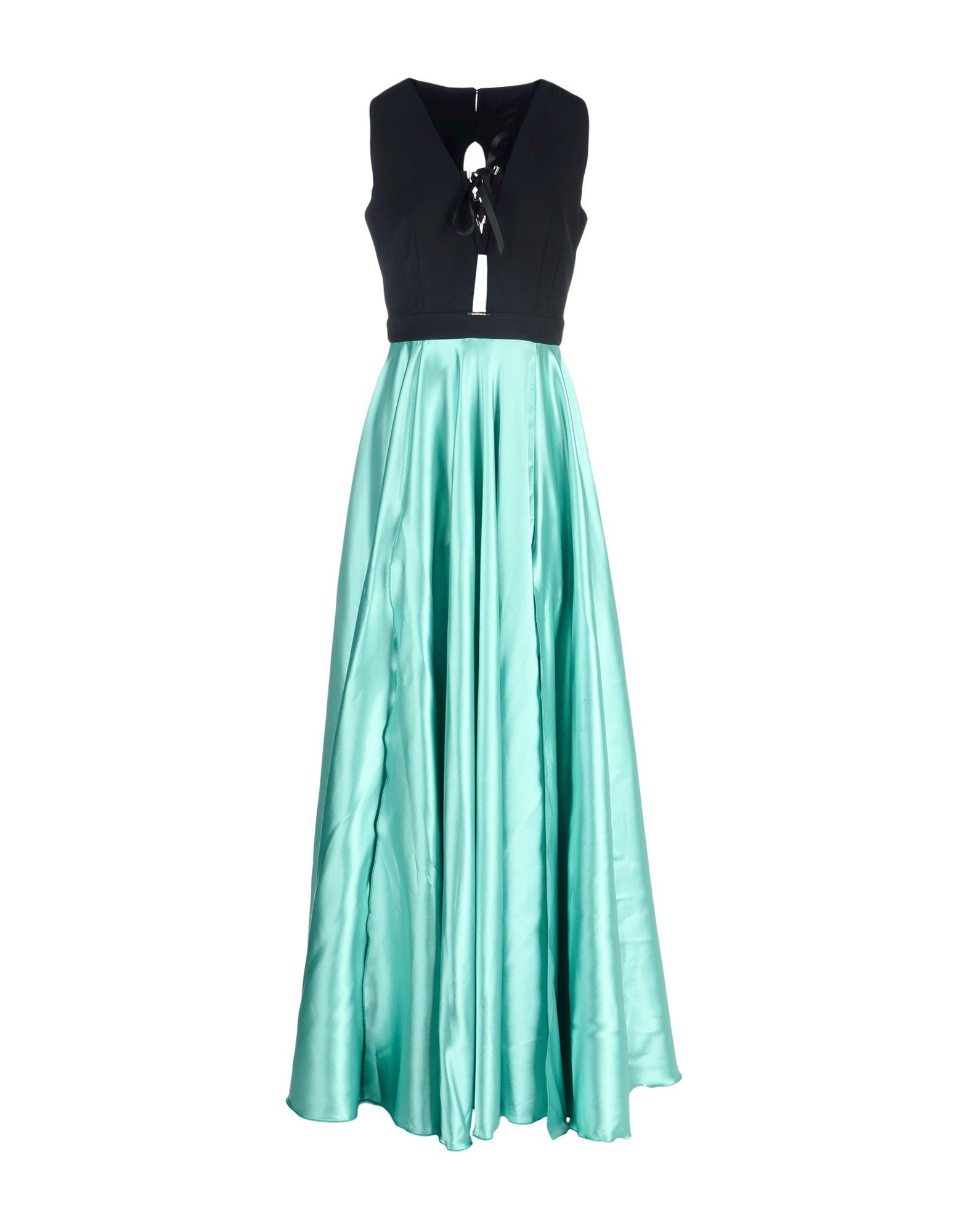 MARY D'ALOIA® Длинное платье платье короткое спереди длинное сзади летнее