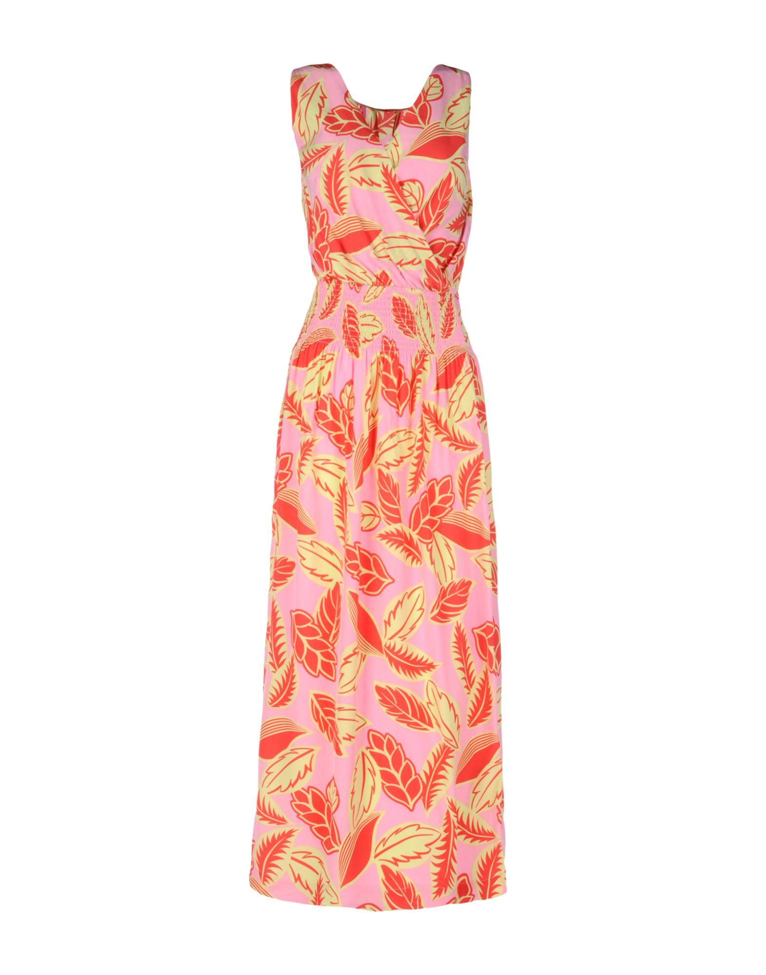 BOUTIQUE MOSCHINO Длинное платье clio peppiatt длинное платье