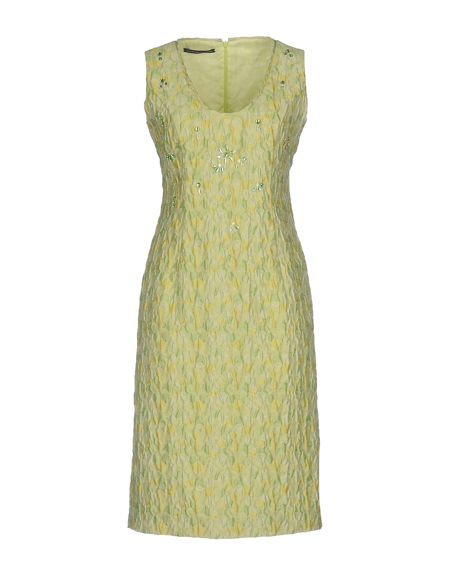 BOTONDI MILANO Короткое платье botondi milano платье до колена